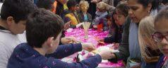 Arentschool Bazar voor zomerkamp in Haamstede