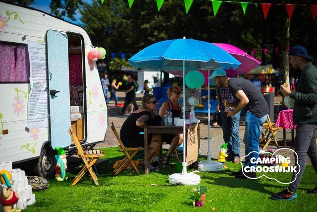 2e editie Camping Crooswijk in aantocht