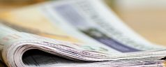 Internationale Dag van de Persvrijheid in Huis Der Zotheid