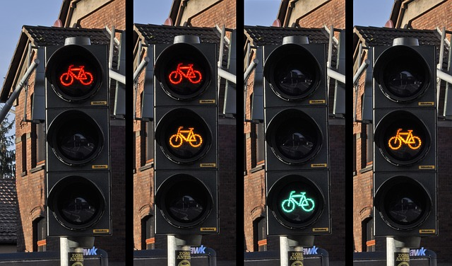 Proef in Kralingen 'alle fietsers tegelijk groen' wordt definitief ingevoerd