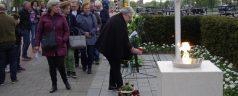 Herdenkingsplechtigheden 4 mei in Kralingen-Crooswijk