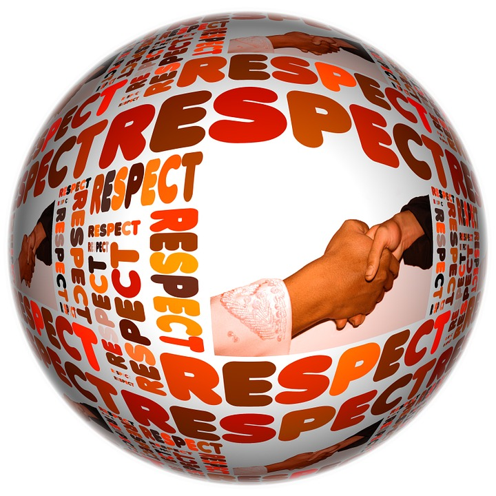 De week van RESPECT!: 28 mei t/m 3 juni