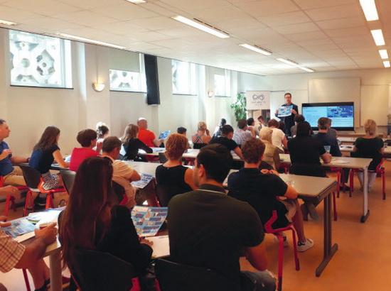Infinity College vestigt zich in Rotterdam