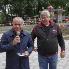 Speeltuin Crooswijk feestelijk heropend