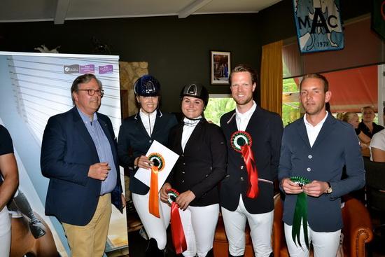 De Hoeve Westland Ruiters winnen voor vijfde keer de CHIO Zuid-Holland Cup