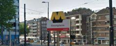 Metrostation Oostplein ontruimd vanwege rookontwikkeling