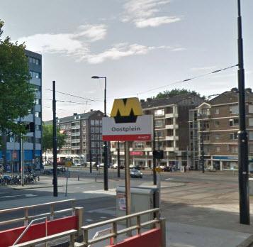 Vertragingen en drukte verwacht in metro en tram