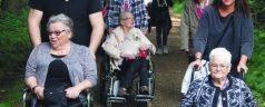 Een dagje erop uit in de rolstoel?