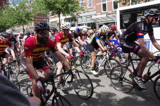 Ronde van Kralingen op zondag 7 juli