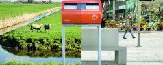 Weer minder brievenbussen