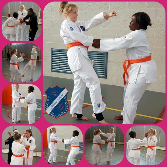 Jayra Sport: Krav Maga karate voor vrouwen