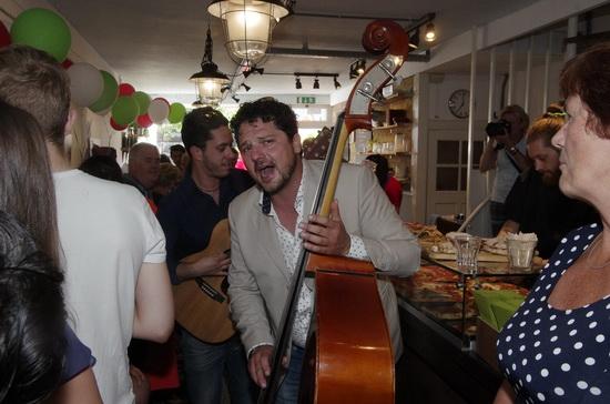 La Tavolata: Italiaans feestje aan de Oudedijk