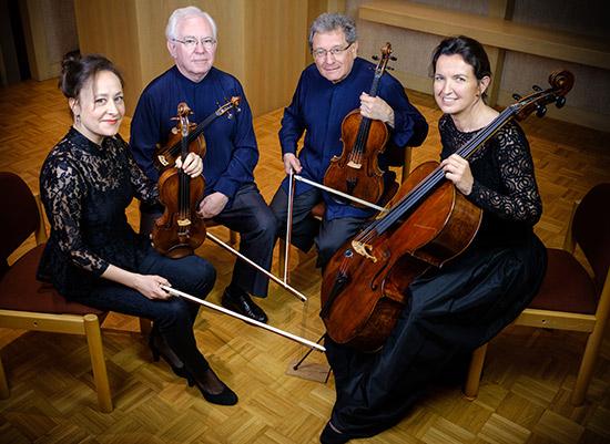 De strijkkwartetten van Beethoven in Kralingen