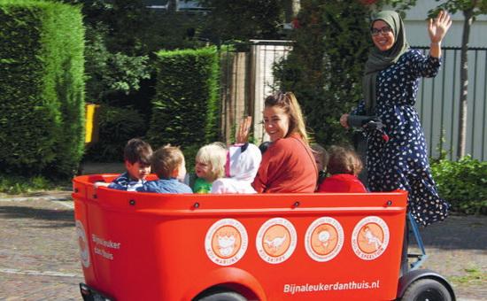 Stichting Kinderopvang Kralingen blijft groeien!