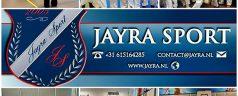Jayra Sport wil 'iedereen met plezier laten sporten!'