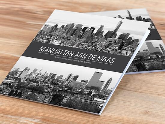 Is Rotterdam het 'Manhattan aan de Maas'?