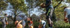 American Sports Day en opening Sportcampus Crooswijk