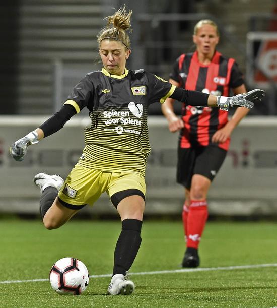 Excelsior Barendrecht – FC Twente in teken van Spieren voor Spieren