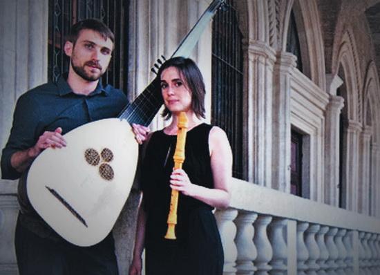 Virtuoze barokmuziek op luit en blokfluit