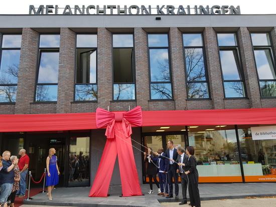 Nieuwe gebouw Melanchthon Kralingen officieel geopend
