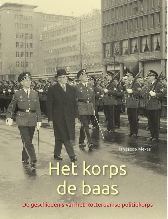 Boekhandel Snoek: Presentatie van Het korps de Baas