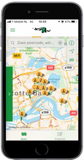 Rotterdam aan de slag!  Een gloednieuwe app van de gemeente Rotterdam
