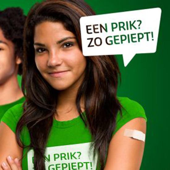 CJG Rijnmond organiseert opnieuw vaccinatiemiddagen voor meningokokken ACWY