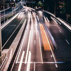 Nachtelijke Afsluitingen A15 en A16 in oktober, november en december