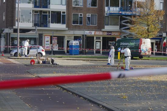 Man ernstig gewond bij schietpartij op de Willem Ruyslaan
