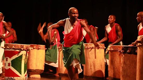 Master Drummers of Burundi in Podium Grounds – beleef het van dichtbij!