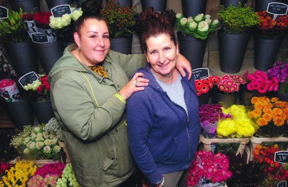 Bloemen en Kadoshop Maja 7 dagen per week open