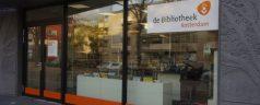 De bibliotheek is terug in Kralingen en Crooswijk!
