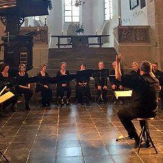 Josquin, Lauridsen en Martland door Cappella Gabrieli