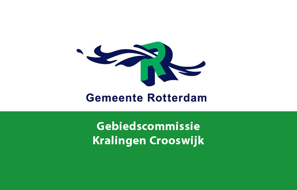Vergadering van de gebiedscommissie Kralingen-Crooswijk