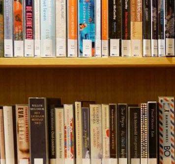 Rotterdamsch Leeskabinet boekenmarkt