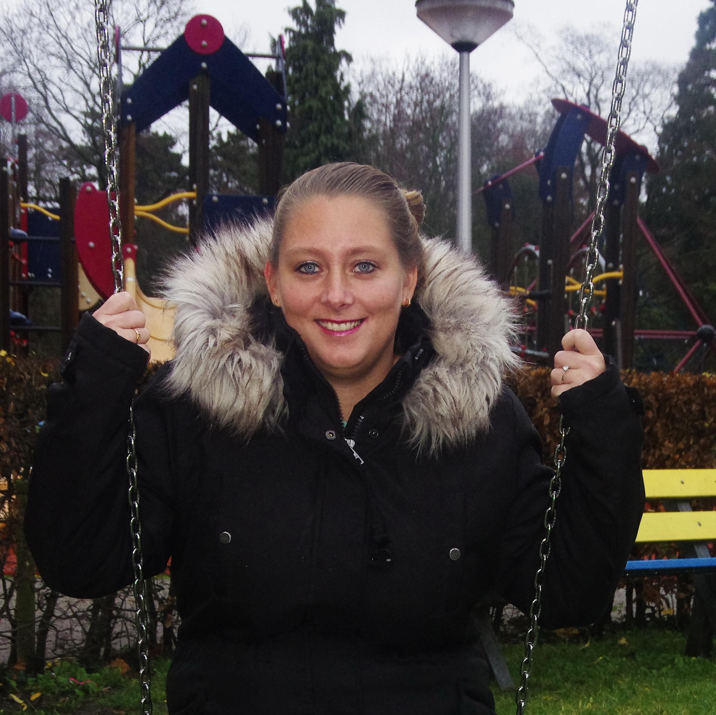 Roxana nieuwe beheerder Speeltuin Kralingen