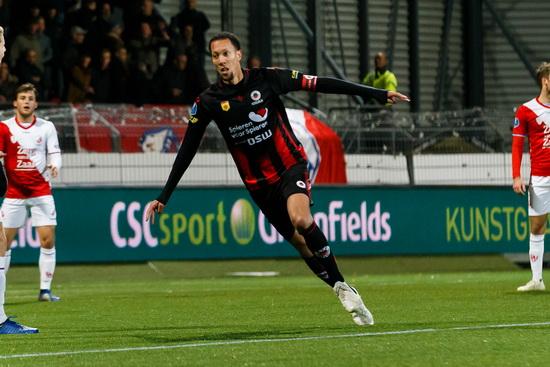 Excelsior Rotterdam sluit 2018 af met thuisduel tegen Heracles Almelo