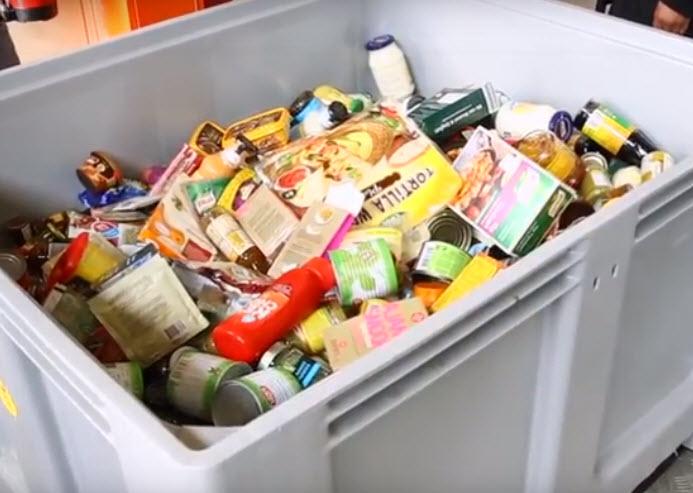 Voedselbank Rotterdam steeds professioneler