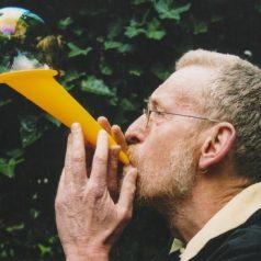 Homo ludens Jan Grashuis maakte werk van zijn hobby