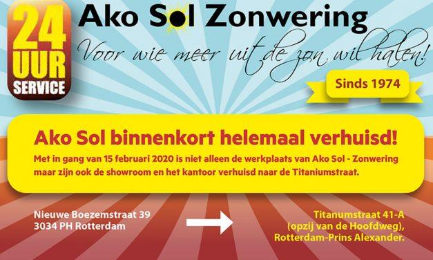 Winter Acties bij Akosol, 15 februari helemaal verhuisd!
