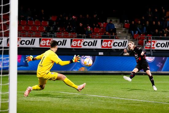 Excelsior Rotterdam deze week op trainingskamp in Zuid-Spanje