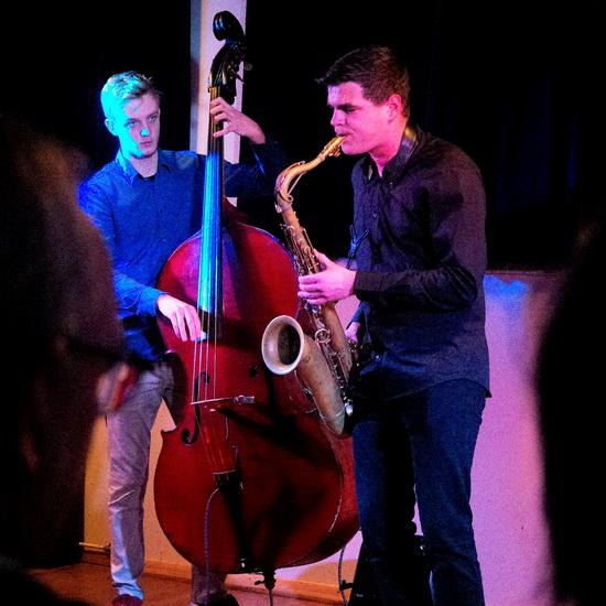 'Jazz aan de Rotte'