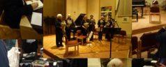 Jan Brokken en het Bravoura Ensemble zorgden voor een prachtige voorstelling in Pro Rege