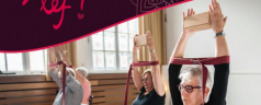Yoga+ is Yoga met een beetje extra