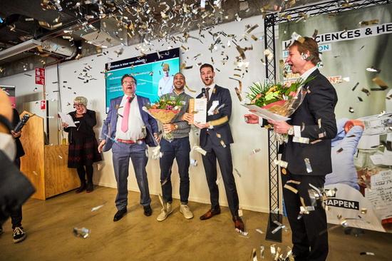 Thuishulp Rotterdam wint Runner Up Zorginnovatieprijs regio Zuid-Holland