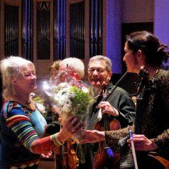 '4 Beethoven' Muzikc-concert – strijkkwartetten 5 en 13