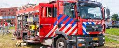 Woningbrand Gerdesiaweg, verdachte aangehouden