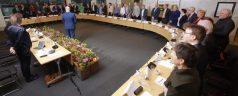 Installatie nieuw algemeen bestuur Schieland en de Krimpenerwaard