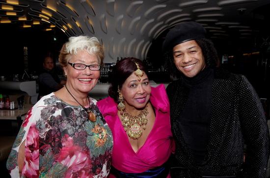 Wilma Moi-Thuk-shung vierde 80ste verjaardag