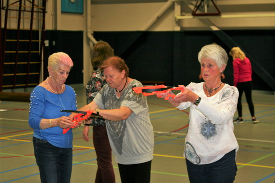 Diabetes Games in Sporthal Kralingen geslaagd